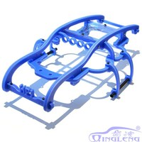 rc car Frame OP parts HPI Savage Flux 1/8 RC Cars Roll cage HPI Racing (Vehicles protection) Frame, Wheelie bar