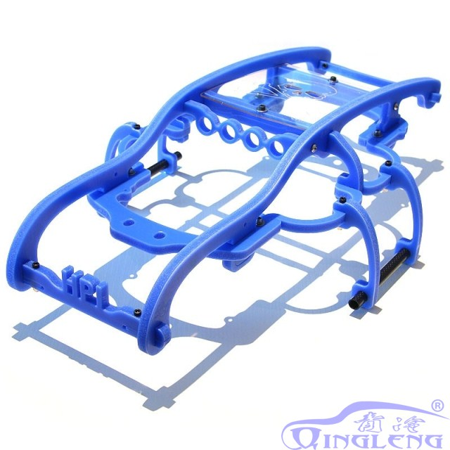 rc car Frame OP parts HPI Savage Flux 1/8 RC Cars Roll cage HPI Racing (Vehicles protection) Frame, Wheelie bar 2017 hot 1pcs 63sn 37pb flux 1 8