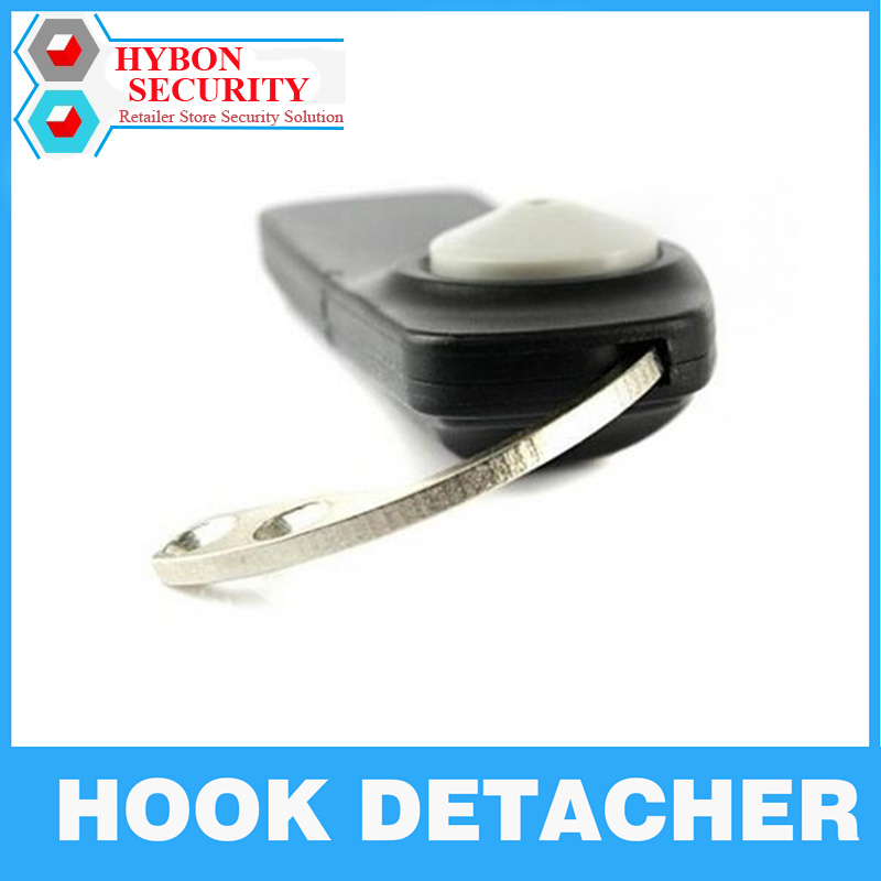 HYBON 1Pcs Hook Key Detacher EAS System Magnetic Security Tag Detacher Hook Remover lockpick Handheld Detacher pencil Antitheft hybon golf detacher 15000gs universal magnet tag remover eas security detacher removedor de alarmas clothing detachers
