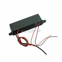 1 pces dc 12 v a 20000 v de alta tensão pulverizador eletrostático gerador de íons negativos