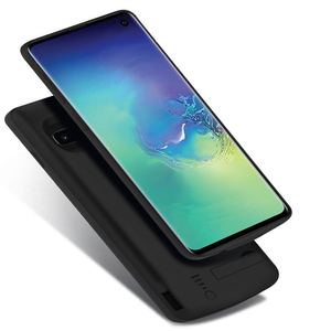 Image 5 - Shockproof battery charger case For Samsung Galaxy S10 Plus S10e Battery power pack Backup USB Charging power bank battery cases