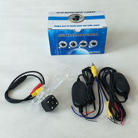 Wireless Car Reversing Camera For Nissan Cefiro Maxima A33 / For Infiniti I30 I35 / HD CCD Night Vision Rear View Camera