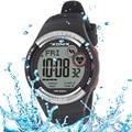 Xonix 2016 nuevas mujeres del reloj de los hombres de múltiples funciones impermeable inteligente perseguidor de la aptitud podómetro del ritmo cardíaco reloj deportivo hrm3 par