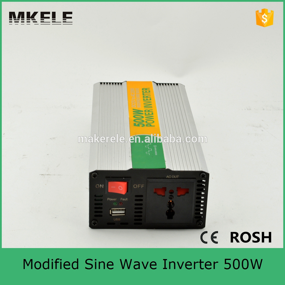 Подробнее о MKM500-121G dc to ac 110/120v modified sine wave 500 watt inverter for home power inverters12v power converter from China 1200w 48v to 120v watt power inverter 48v inverter 120v power inverter modified sine wave form dc ac house power inverter 1200