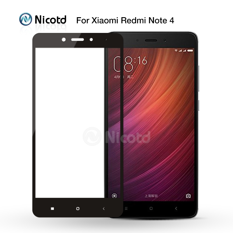 Full Cover Tempered Glass For Xiaomi Redmi 4X 4A 3s For Redmi Note 5A prime 5plus 3X Note 4 3 4X Screen Protector Toughened Film 5