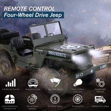 C606 1:10 RC Car 2.4G 4WD Convertible Remote Control Light J