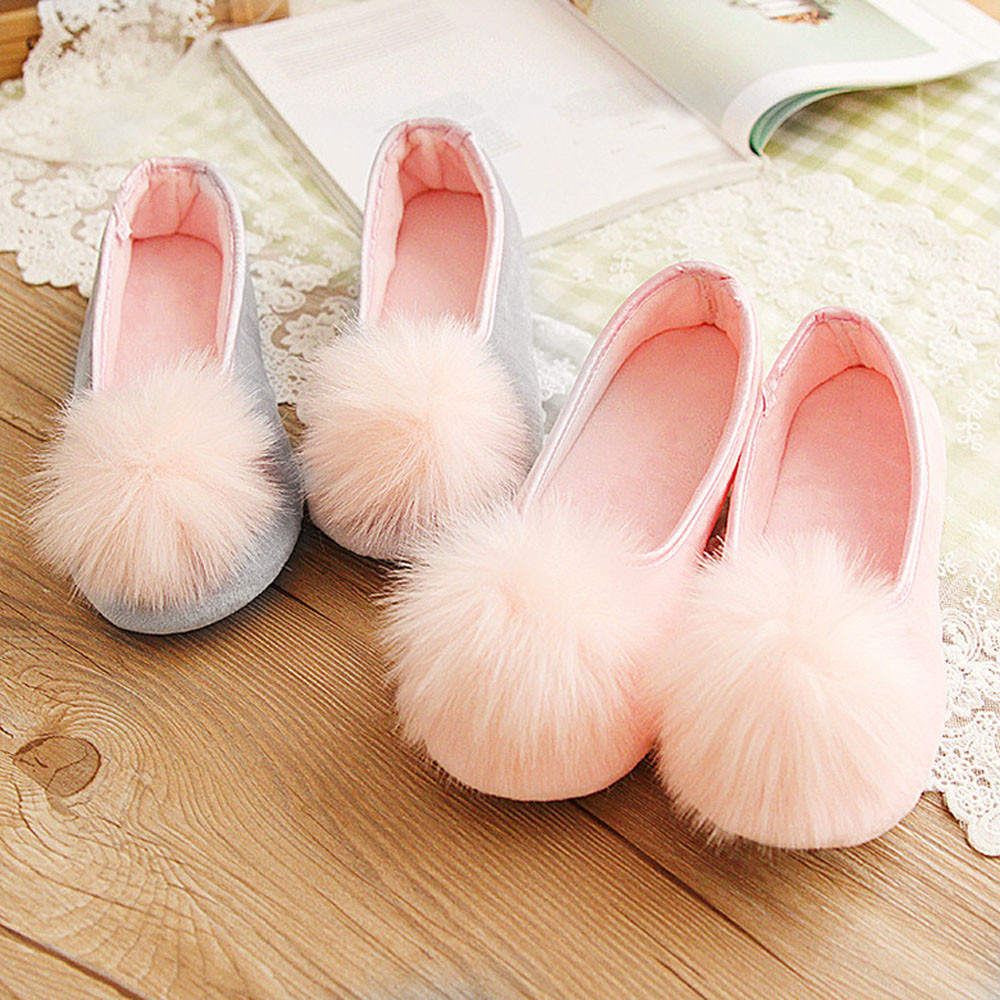New Womens Yoga Shoes Spring Autumn Zapatos Women Indoor Slippers Women Home Shoes Feather Pattern
