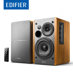 EDIFIER R1280DB High Quality Bluetooth 4.0 Speaker Bookshelf Powerful Bass And Optical Coaxial Dual RCA Support Remote Control