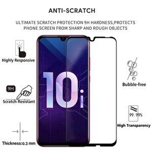 Image 2 - 2 pièces 100% Original couverture complète verre trempé pour Huawei Honor 10i 10 i protecteur décran 9 H sur verre de protection pour HRY LX1T Film