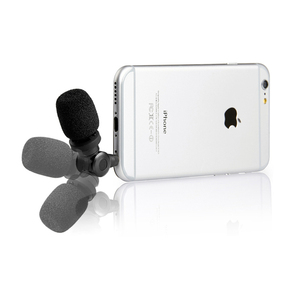 Image 2 - Saramonic SmartMic Flexible Condenser Microphone Mic w/ High Sensitivity for IOS iPad iPhone 5/6/7 iPod Touch Smartphone