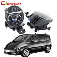 Cawanerl 2 X 100W H11 Car Halogen Fog Light Daytime Running Lamp DRL 12V Styling For