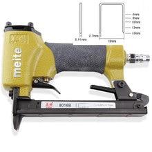Воздуха Гвоздильщик Пневматический Воздуха Nail Gun Для 13 мм Ширина Код Ногтей 8-16 мм Ногтей Llength Высокое Качество