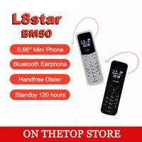 5ชิ้น/ล็อตL8star Gtstar BM50ไร้สายหูฟังบลูทูธหูฟังกับหูสไตล์D Ialer