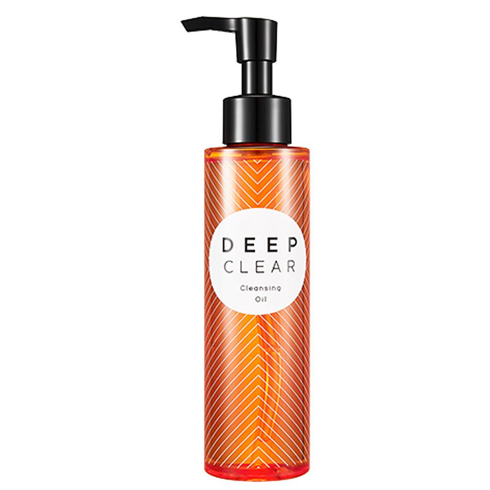 MISSHA Deep Clear Cleansing Oil 150ml Makeup Remover Cleansing Water Eyes Lips Natural Care Skin Original Korea Cosmetics missha natural konjac cleansing puff bamboo charcoal