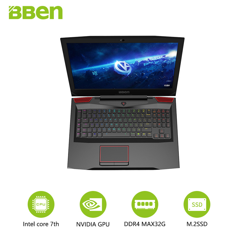 Bben Gaming G17 Laptop Notebook 17.3
