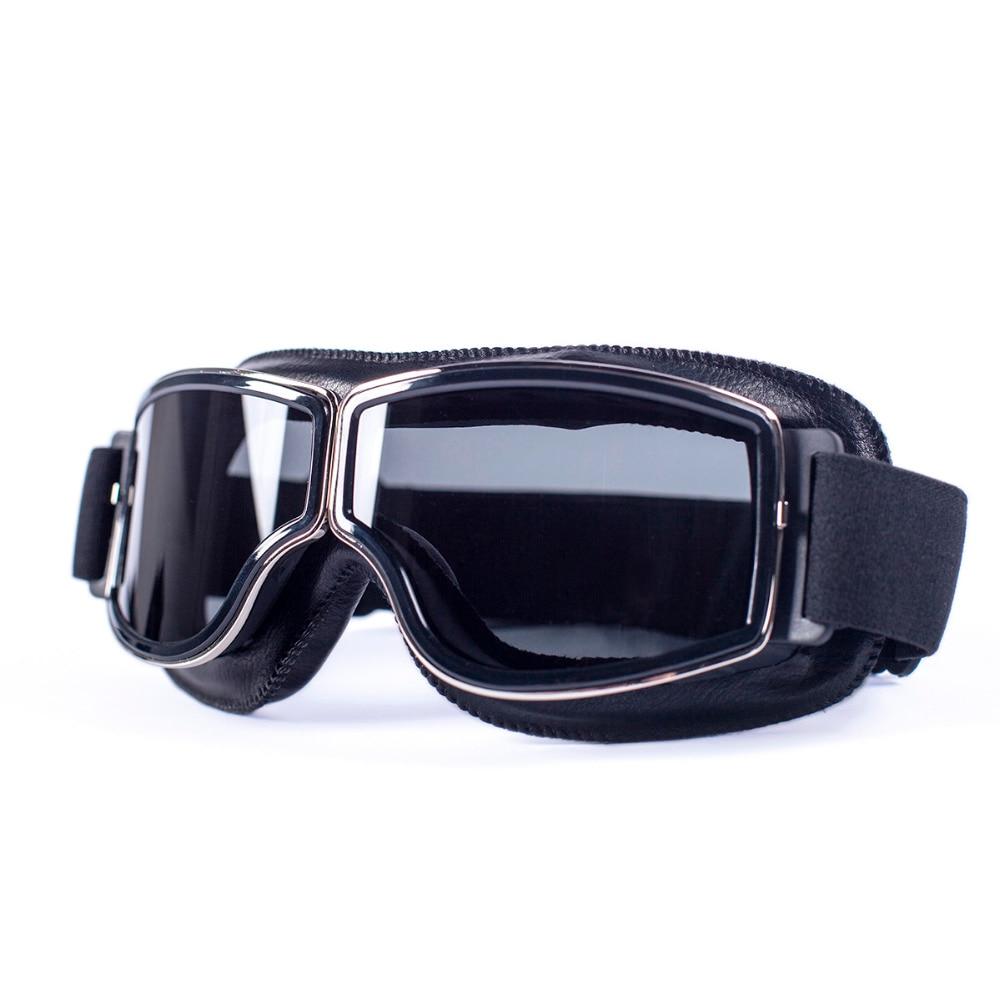 Универсальные винтажные мотоциклетные очки evomosa, мотоциклетные очки-авиаторы, байкерские очки, очки в стиле стимпанк для шлема Harley