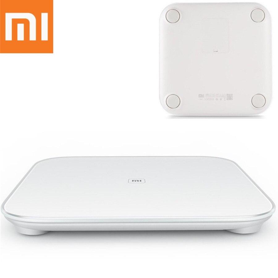 Original Xiaomi Scale Mi Smart Health Weighing MiScale Electronics Blu