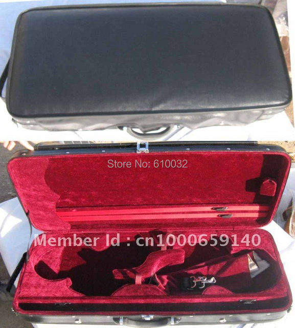 double Violin case waterproof Fine shape strong #7