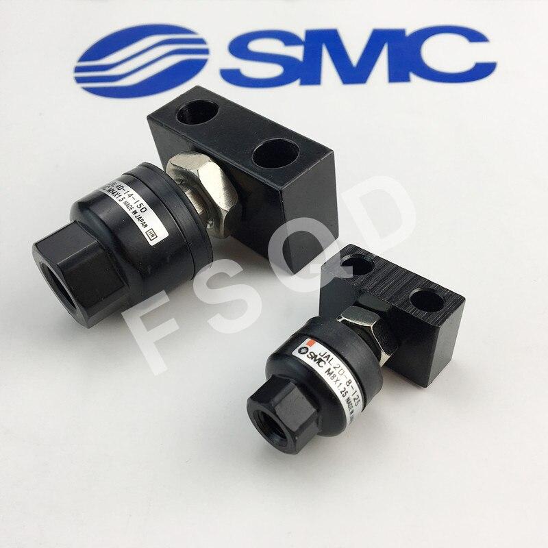 SMC Flottant joint composants Pneumatiques JAL100-27-150 JAL100-26-150 JAL100-27-200 JAL140-30-150 JAL série connecteur