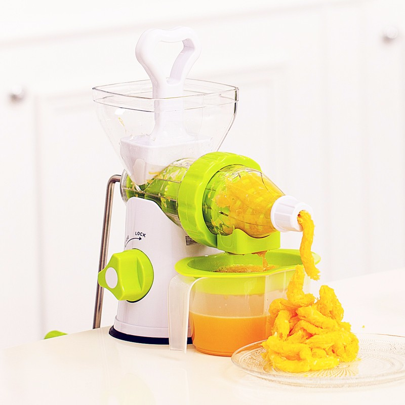New Manual Juicer Lemon Squeezer Fruit Citrus Orange Juice Maker Juicer Machine Household Kitchen Tool household electric juicer fruit juice maker machine automatic vegetable low speed extractor mixer