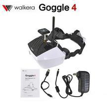 Free Shipping Original Walkera 5.8G 40channels Goggle4 Goggl