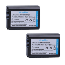 2pc NP-FW50 NP FW50 NPFW50 Battery for Sony Alpha A33 A35 A37 A55 SLT-A33 SLT-A35 SLT-A37 SLT-A37K SLT-A37M SLT-A55 SLT-A55V