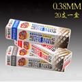 Коробка M & G 0 38 мм Заправка для гелевой ручки для школы или офиса  для письма  бесплатная доставка