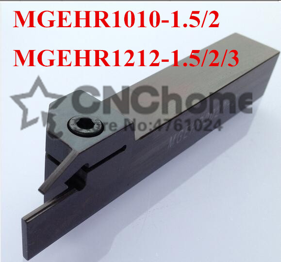 1P MGEHL1010-1.5  lathe Grooving Cut Tool Grooving Holder For MGMN150 Insert