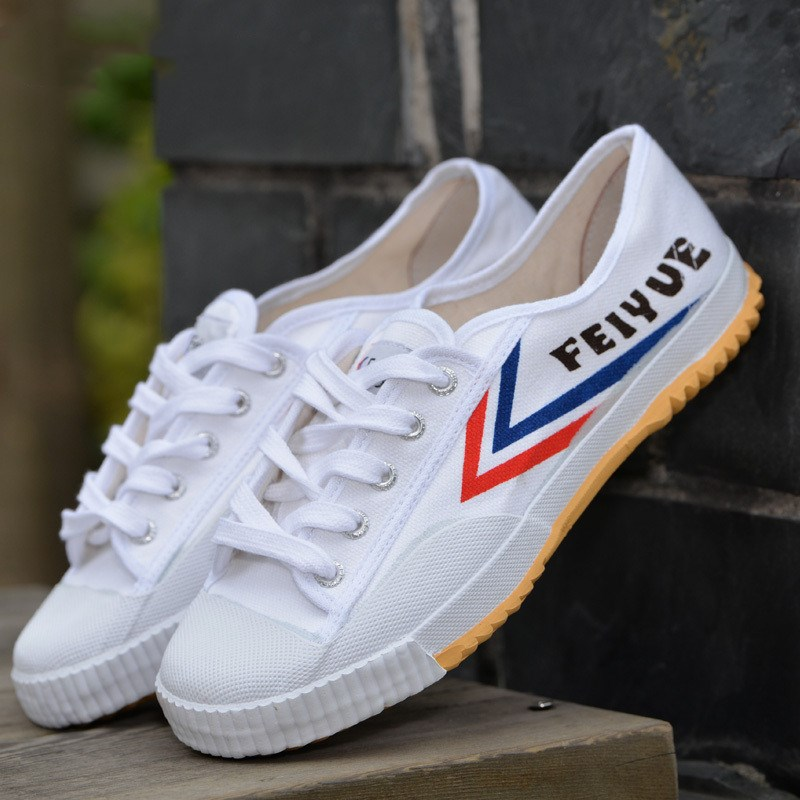 Feiyue Martial Arts Feiyue Shoes White