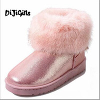 Winter Shoes Snow Boots High Quality Woman Women Ankle Autumn Female Australian Ug Boos Australia Spring