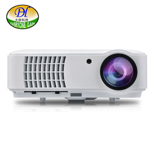 Todo el mundo TL121 Ganancia Proyector Proyector LCD Original Bolsillo 2500 Lúmenes 1280*800 1080 P HD Proyector De Cine En Casa cine