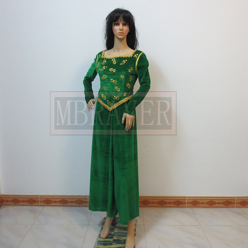 Popular Princess Fiona Dress-Buy Cheap Princess Fiona Dress lots from China Princess Fiona Dress ...