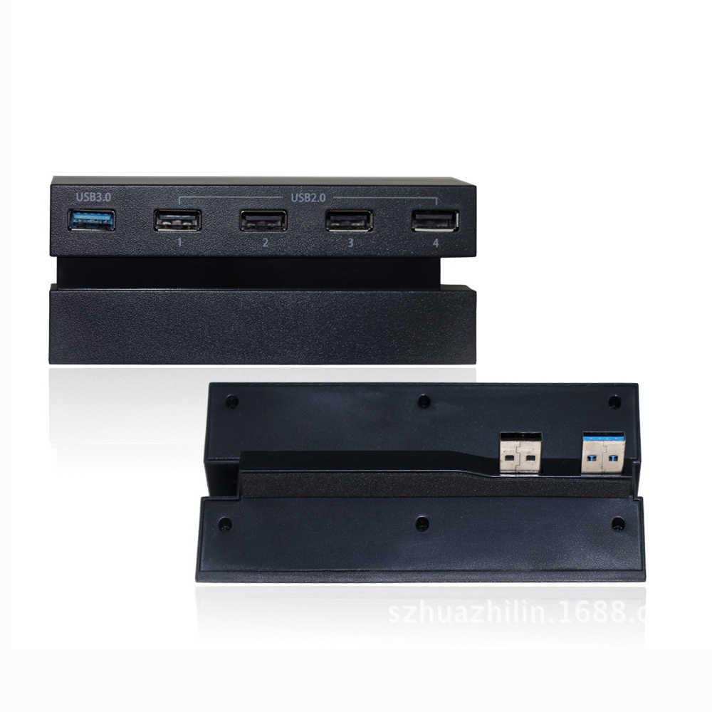 コンピュータアクセサリー USB ハブ 5 ポート高速 USB USB2.0 UBS3.0 インタフェース用 PS4 マルチスプリッタ拡張ミニハブ