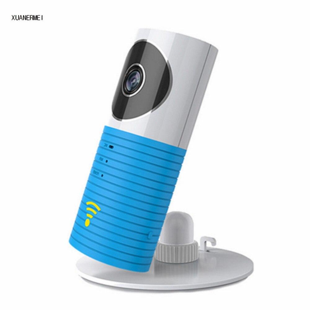 XUANERMEI mini Wifi Home Security IP Camera Baby Monitor Intercom Smart Phone Audio Night Vision Smart HomeChild Safety