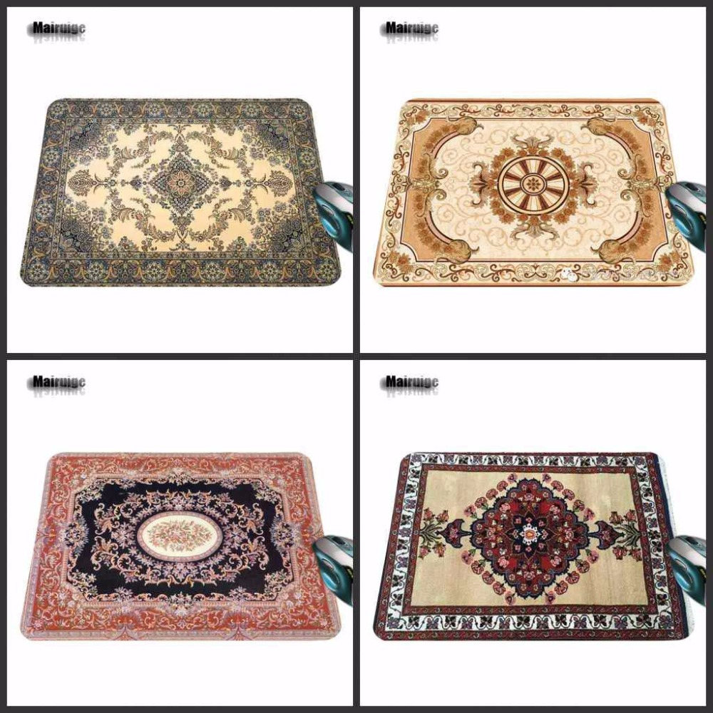 Mairuige New Arrival Gaming Mouse Pad No Locking Edge Mouse Mat Speed Version Mousepad for Persian Carpet 80*220*2mm