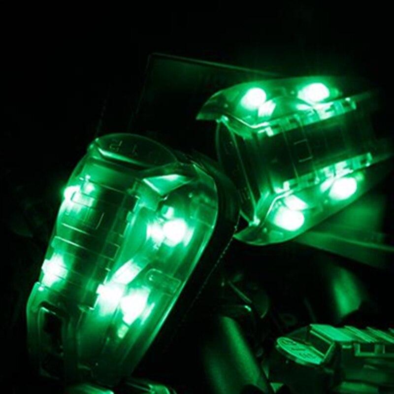 NEW Hunting Survival HEL STAR6 GEN III Green Safety Flash Light BK DE