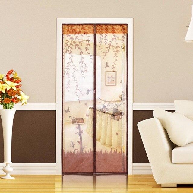 New 90*210cm/100*210cm Sexual soft yarn door mosquito screen door soft & New 90*210cm/100*210cm Sexual soft yarn door mosquito screen door ...