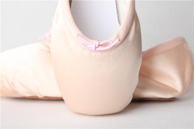 Størrelse 28-43 LUCYLEYTE Børne og voksne ballet pointe dansesko - Kondisko - Foto 4