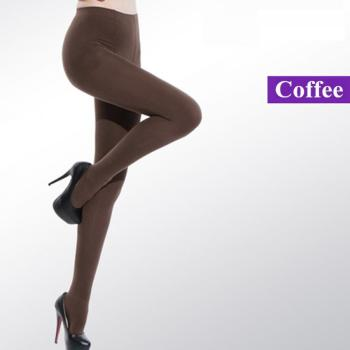 Tight Stockings 8 Colors New 2018 Woman Velvet Candy Color 120D Pantyhose Plus Size Multicolour Stovepipe Tights Women