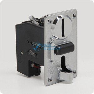 2 Pcs of Intelligent Multi Coin Acceptor/Multi Coin selector-arcade game machine/game machine accessory/arcade machine parts introduction to multi rational pig game theory a generalization of boxed pigs game