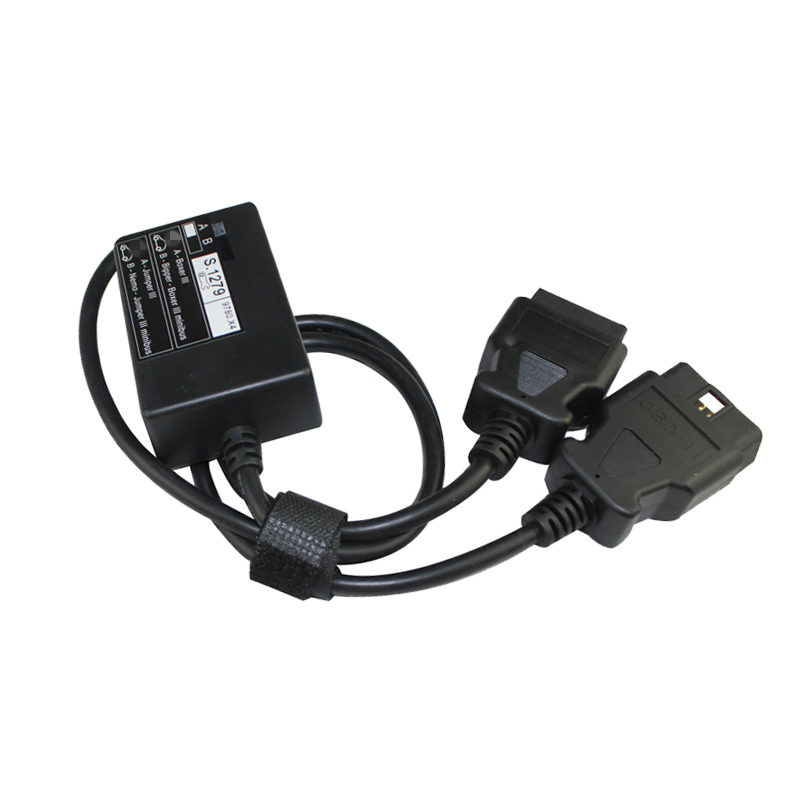 Image 3 - New Module S.1279 Lexia PP2000 Diagnostic Connector S1279 For New Cars Boxer Jumper III Lexia3 For Peugeot For Citroen-in Car Diagnostic Cables & Connectors from Automobiles & Motorcycles