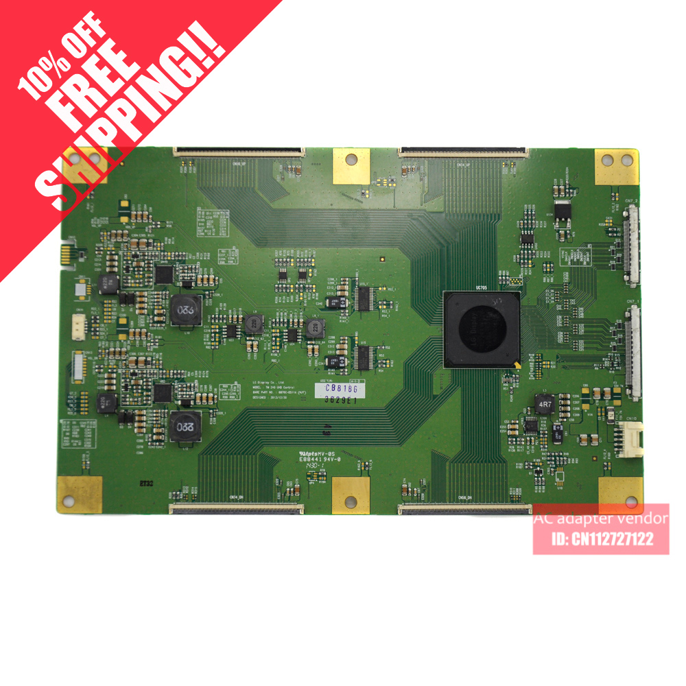 FOR LG 6870C-0511A(H/F) TM 240 UHD Control 4K Logic board 6870c 0195a logic lc320wxn saa1 used disassemble