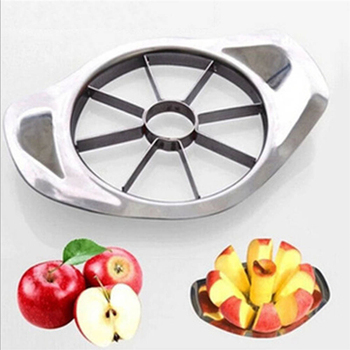 Stainless Steel Kitchen Accessories and Apple Cutter for Sliced Vegetables and Fruit