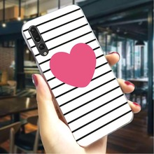 цена на Love rose flower Hard Cover for Huawei Honor 9 Print Phone Case for Huawei  Cases Back