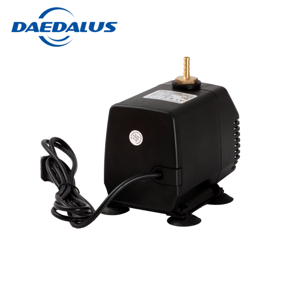 75W pump submersible hot High Pressure water pump electronic kits 220V/110v 75W 3.5M for cnc engraving milling machine cnc router pump 75w 3 2m engraving machine submersible pumps spindle cooling water pump ultra quiet