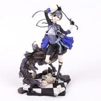 Black Butler Book of Muder Ciel Phantomhive PVC Figure Collectible Model Toy 21cm