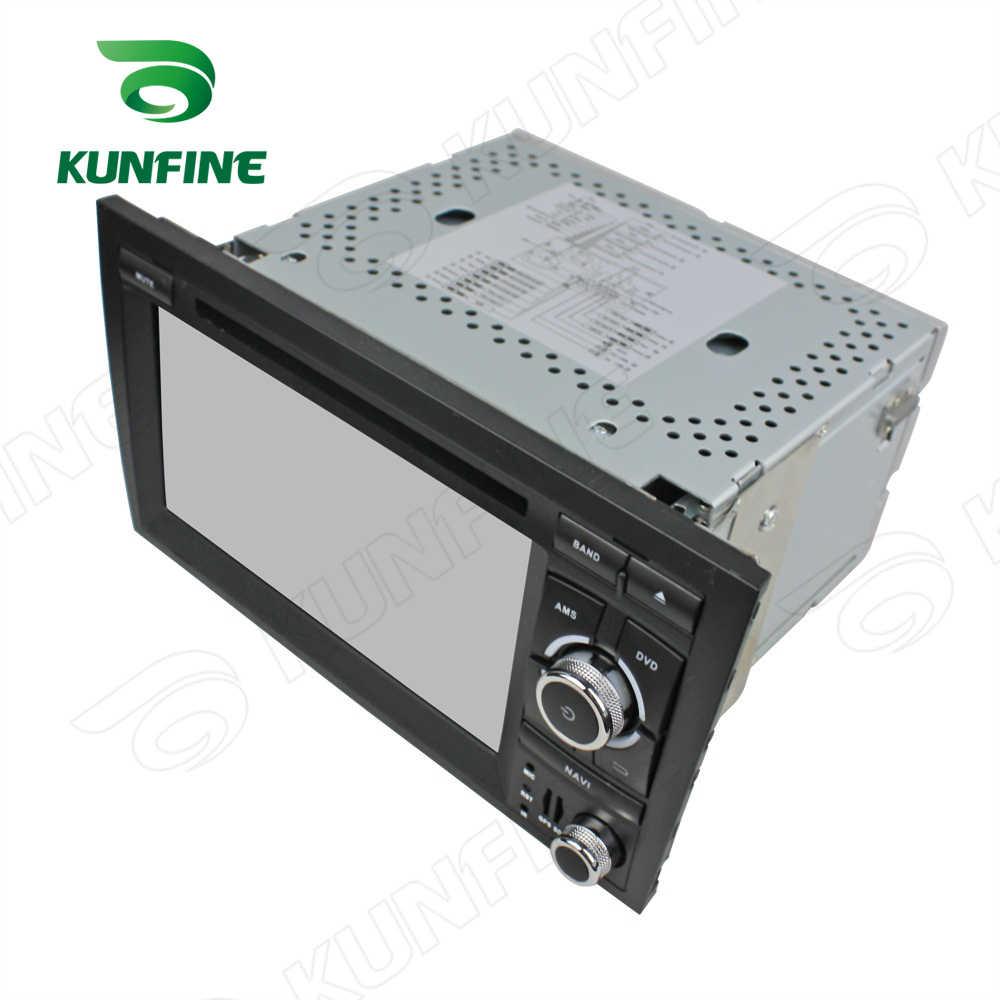 クアッドコア1024*600アンドロイド5.1カーdvd gpsナビゲーションプレーヤーカーステレオ用アウディa4 (2002-2008)ラジオwifiブルートゥース