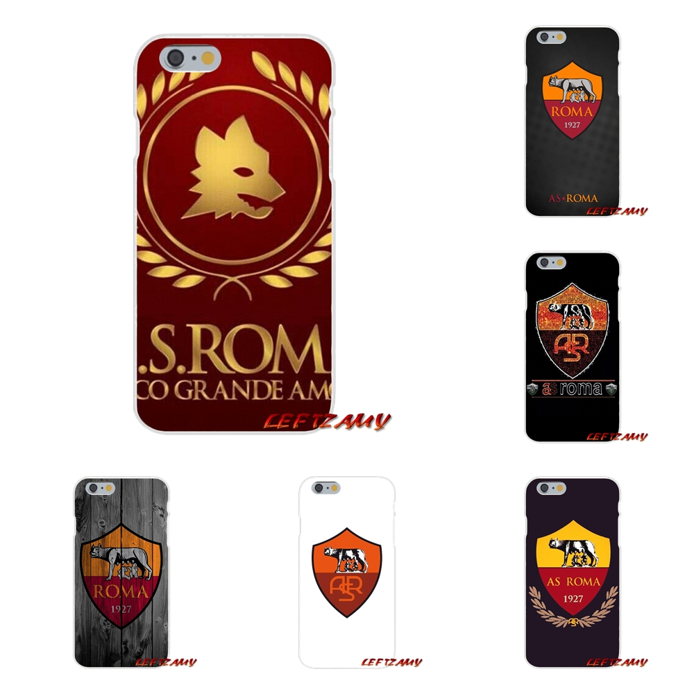 As Roma Logo Accessories Phone Cases Covers For Samsung