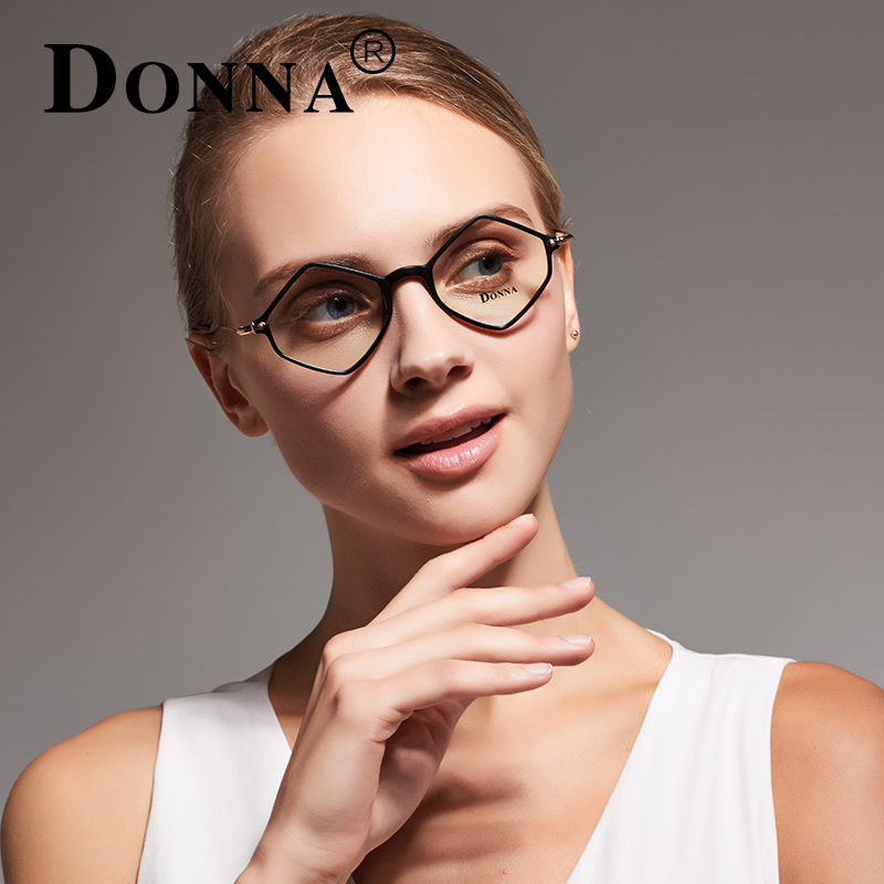 Donna Neue Verschreibungspflichtigen Brillen Rahmen Union Raute ...
