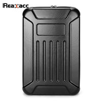Original Realacc Waterproof Hard Shell Backpack Case Shoulder Bag Suitcase For Hubsan X4 H501S Standard Version RC Quadcopter